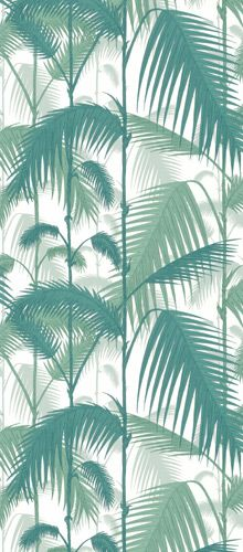 Cole & Son Palm Jungle Wallpaper.