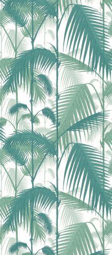 Magnifique papier peint tropical