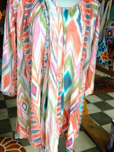 Ikat Boho Chic Dress available at Le Toko Bali #conceptstore #hippie #indian #boho #chic