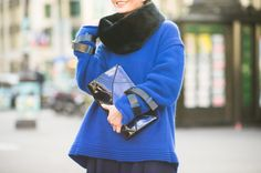 street style paris 2014 | PARIS Fashion Week Fall/Winter 2014/15 – Street Style Report ...