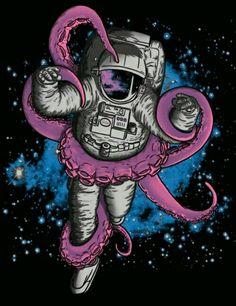Pulpo astronauta