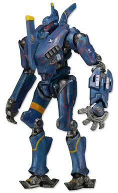 #PacificRim Series 5 Romeo Blue Mark-1 American Jaegar 7-Inch Action Figure - Midtown Comics