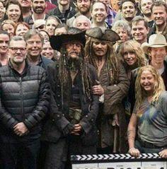 Captain Jack Sparrow & Uncle Jack