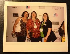 @thosethingsilov, @countrysprite, @sweetpennies at SocialSoiree #BlogHer12