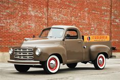 1950 STUDEBAKER HALF-TON PICKUP - Barrett-Jackson Auction Company - World's Greatest Collector Car Auctions