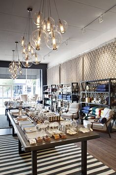 Commission store to allow me to do a store re-design Retail Store Design, Retail Shop, Retail Interior, Shop Interior Design, Retail Merchandising, Store Interiors, The Design Files, Shop Front Design, Retail Space