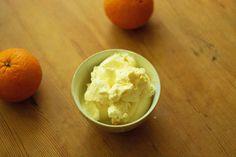 Orangeneis selber machen