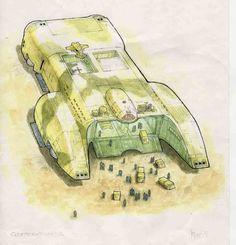 Ron Cobb - Speculative Technology