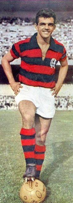 CR Flamengo - Dida, anos 50