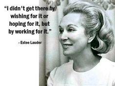 Hard Working Woman Quotes. QuotesGram #entrepreneurquotes #kurttasche