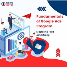 The Paid Advertising Fundamentals Program is designed to transform learners into PPC marketing specialists. The course offers in-depth training covering all the core aspects of PPC marketing. Real-time industry projects offer hands-on experience in working effectively on paid advertising campaigns for a variety of industries. Course Offering, Online Programs, Google Ads, Programming, Digital Marketing, Core, Advertising, Kids Rugs, Training