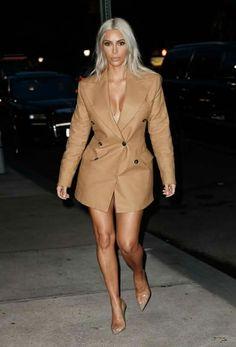 Kim Kardashian out in NYC / september 7, 2017