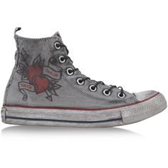 26de93ee9a92 Converse Limited Edition High-Tops   Trainers ( 235) ❤ liked on Polyvore  featuring shoes