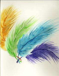 Feathers by BlueBeauty875.deviantart.com on @deviantART