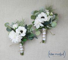 Bridesmaid Bouquet Wedding Flowers Silk Bridesmaid Bouquet