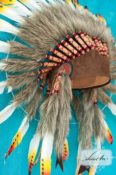 Cowboys and Indians Birthday Party Indian Birthday Parties, Dr Seuss Birthday Party, Cowboy Birthday, Cowboy Party, 50th Birthday, Indian Theme, Red Indian, Indian Party, Indian Headress