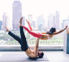 """460 Likes, 12 Comments - AcroYoga with Max & Liz (@maxandlizacro) on Instagram: """"While teaching at festivals, the energy can sometimes escalate quickly. So many people trying new…"""""""