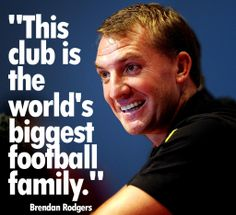 LFC Family Liverpool Football Club, Liverpool Fc, Brendan Rodgers, Free Instagram, World's Biggest, Soccer, Photo And Video, Quotes, Quotations