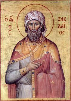 Apostle Zacchaeus of the Seventy