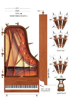 종이접기 (피아노) : 네이버 블로그