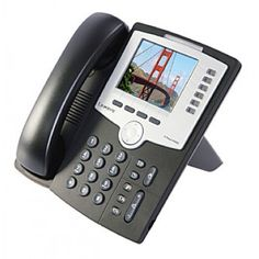 Cisco IP phone having stylish design and innovative features that makes an ideal IP phone for businesses that uses a hosted IP telephony service or an IP PBX. Gadgets And Gizmos, Mobile Accessories, Office Phone, Telephone, Landline Phone, Online Marketplace, Stylish, Mobiles, Computers