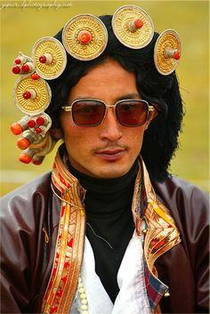 Litang Horse Festival, Eastern Tibet, 2007 or earlier