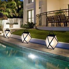 Muse de Contardi... Lanterne design