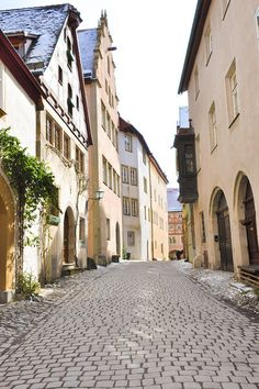 Rothenburg, Germany - Songbird Photography by Stephanie Herrell