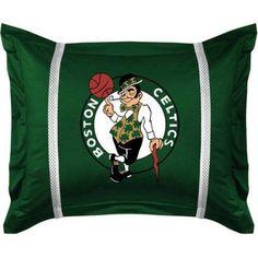 NBA Celtics Comforter, Green