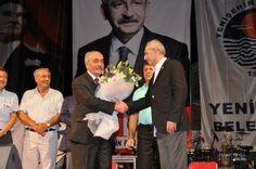 Cumhuriyet Halk Partisi Genel Başkanı Kemal Kılıçdaroğlu, Yenişehir Belediyesi'nin Ramazan Şenlikleri kapsamında düzenlemiş olduğu halk konserinde, Yenişehirlilerle buluştu.