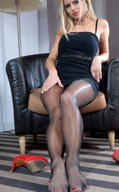 Pity, beautiful shiny pantyhose much