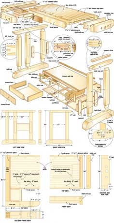 How To Build A Proper Workbench And Be On Your Way To Craftsmanship