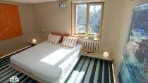 Квартирный вопрос / Спальня с образом морской глади