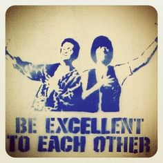 bill and ted's excellent adventure | Bill and Teds Excellent Adventure