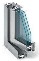 produkcja i sprzedaż stolarki okiennej z PCV i aluminium. Bathroom Medicine Cabinet, Projects To Try, Places, Ideas, Profile, Windows And Doors, Thoughts, Lugares