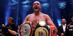 ICYMI: Tyson Fury is free to box again after eating contaminated boar testicles