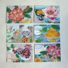 Gabby Malpas art cards: set of 6 landscape   Flickr - Photo Sharing!