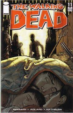 The Walking Dead #11 1st Print @ niftywarehouse.com #NiftyWarehouse #WalkingDead #Zombie #Zombies #TV