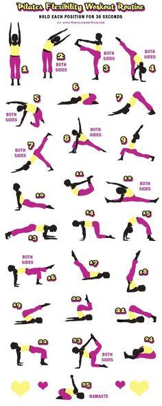 Day 18-Pilates Stretch