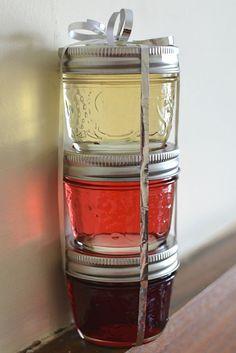 Wine Jellies; easy recipe w/liquid pectin