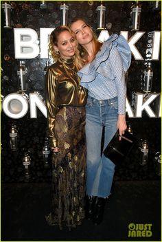 Nicole Richie & Sara Foster Buddy Up At Svedka Vodka's Broken Resolutions Bash!