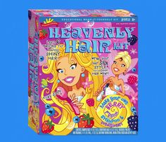 Take a look at this Scientific Explorer Heavenly Hair Kit on zulily today! Toy Packaging, Packaging Design, Hair Science, Sports Games For Kids, Hair Kit, Science Kits, Science Chemistry, Shiny Hair, All About Eyes