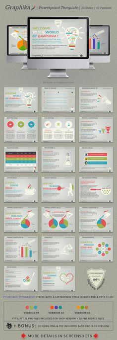 graphika  Power Point Presentation Design