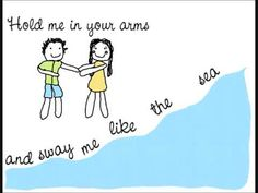 This song is by Barry Louis Polisar. It was featured in the movie Juno, but this animated version is so cute!
