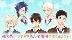 Sanrio Danshi, My Melody, Alice, Manga, Boys, Baby Boys, Manga Anime, Manga Comics, Senior Boys