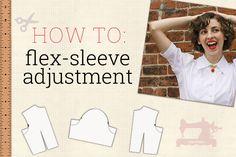 Flex-Sleeve Adjustment Tutorial!