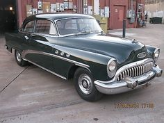 1953 Buick Super 2-Door Sedan Maintenance/restoration of old/vintage vehicles: the material for new cogs/casters/gears/pads could be cast polyamide which I (Cast polyamide) can produce. My contact: tatjana.alic@windowslive.com