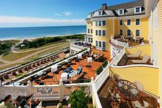 Ocean House Resort Spa, Rhode Island