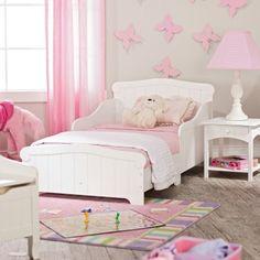 KidKraft Nantucket Toddler Bed - 86621   Hayneedle