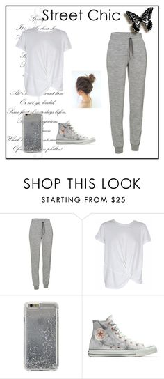 """""""bum days"""" by shakayla99jenkins ❤ liked on Polyvore featuring Icebreaker, MINKPINK, Agent 18 and Converse"""